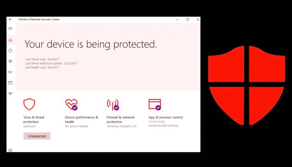 Windows considers hosts as malicious