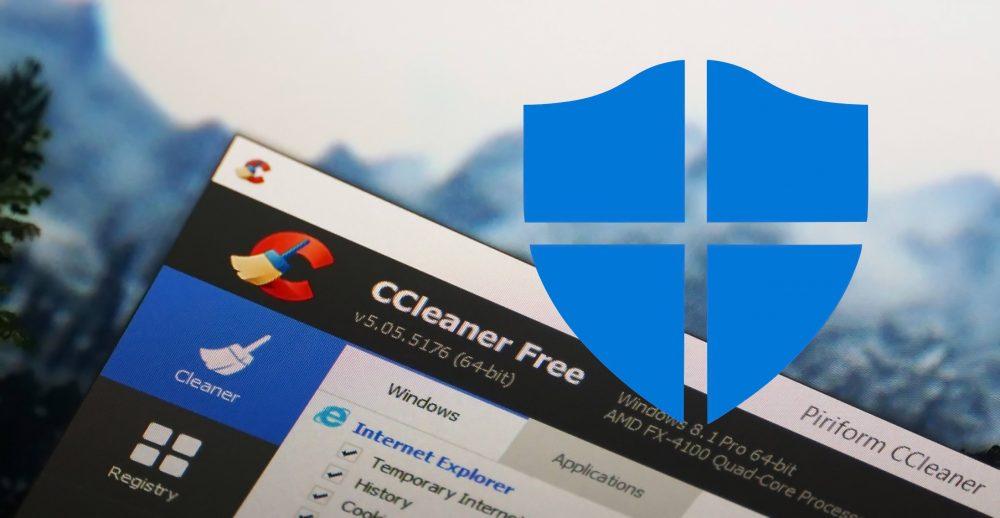 Windows recognizes CCleaner as PUA