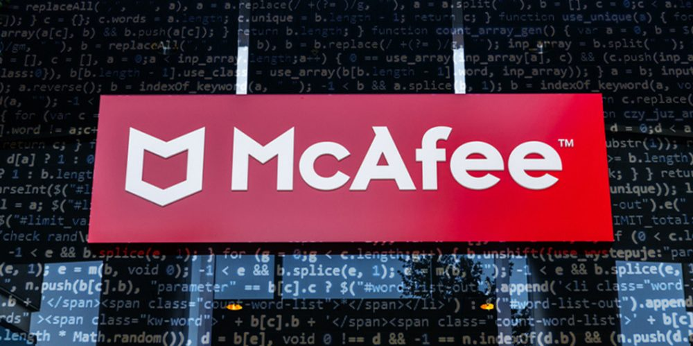 Chinese hackers use McAfee