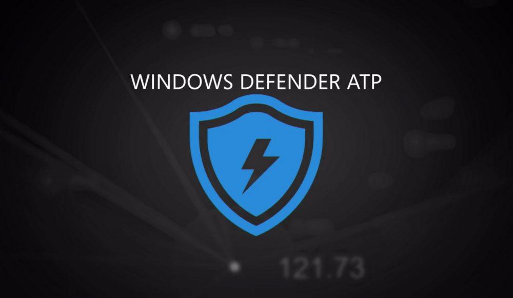 Microsoft Defender ATP mistakenly