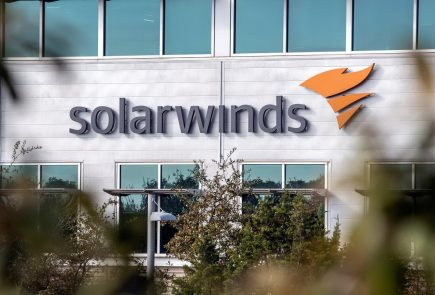 companies affected by the SolarWinds hack