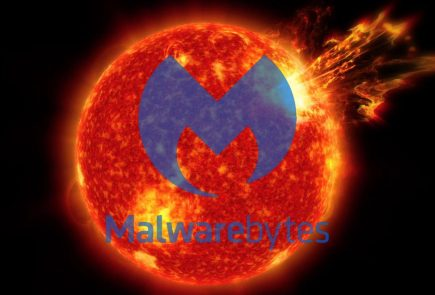 Malwarebytes suffered from SolarWinds attack