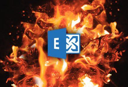 vulnerabilities in Microsoft Exchange