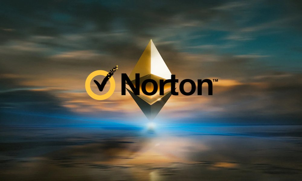 miner for cryptocurrency in Norton 360