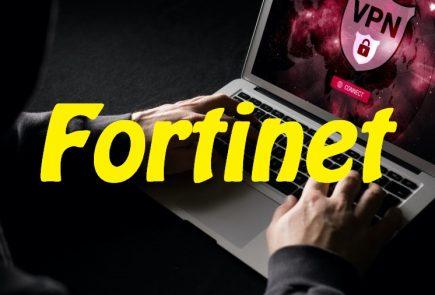 Fortinet VPN credentials