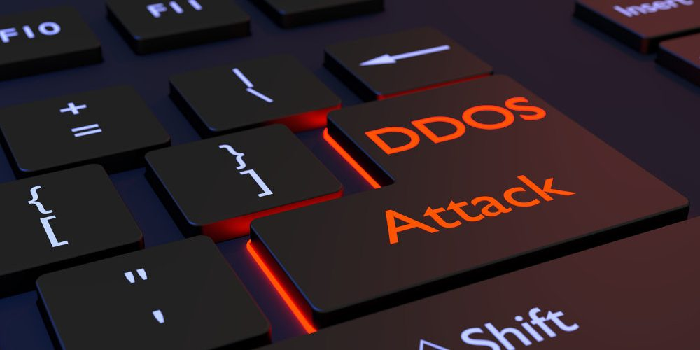 the most powerful DDoS attack