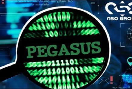 Fake antivirus and Pegasus